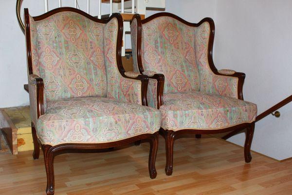 Antike sessel kaufen antike sessel gebraucht for Sessel extra breit