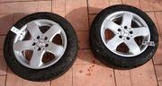 4 original Mercedes-