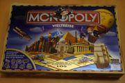 Monopoly Weltreise Brettspiel