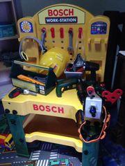 Kinder Werkbank von Bosch