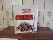 Ersatz Lavasteine für Gasgrill