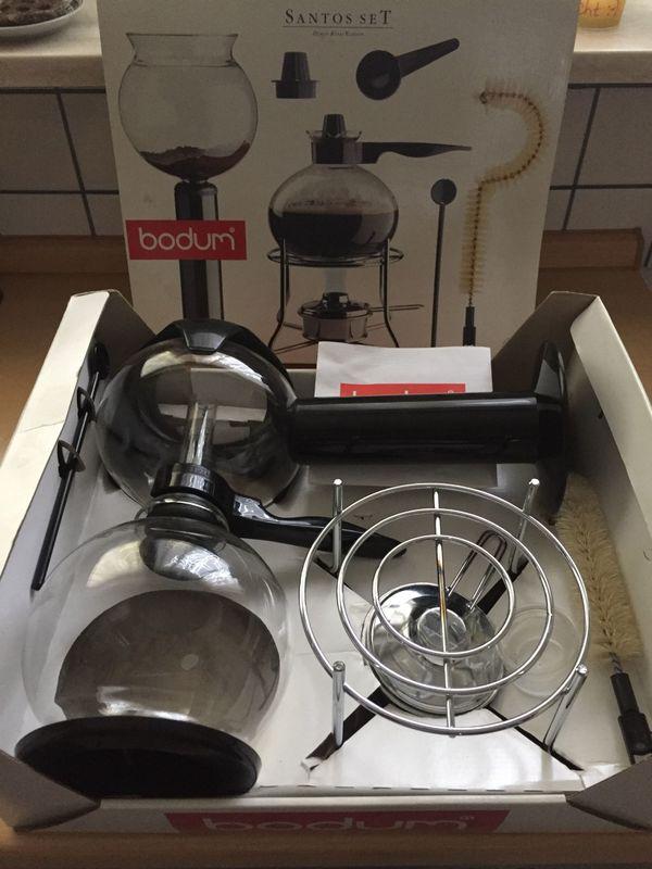 Bodum Kaffeebereiter » Kaffee-, Espressomaschinen