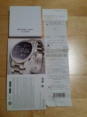 Michael Kors Damen-Smartwatch Bradshaw 4499