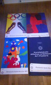 Kunstplakate von Olympia