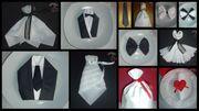Ideen für Hochzeit Tischdeko