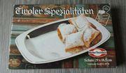 Tiroler Spezialitäten Schale