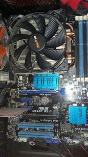 Aufrüst-PC AMD FX-8350 ASUS M5A97