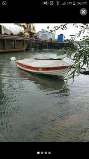 GFK Boot mit