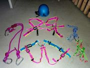 Klettersteig Set Gebraucht : Klettersteigset sport fitness sportartikel gebraucht kaufen