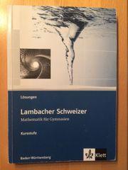Lösungen - Lambacher Schweizer