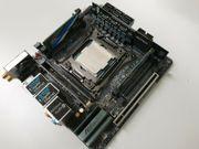 Intel i7 7820X ASRock X299E-ITX