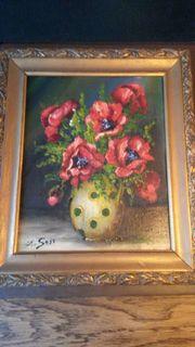 Gemälde Blumen Stilleben