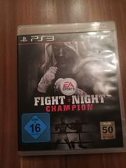 PS3 Playstation3 Spiel Fight Night Champion, gebraucht gebraucht kaufen  Oftersheim