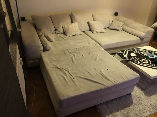 Wohnlandschaft Sofa Couch Zu Verschenken In München Polster