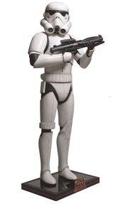 Star Wars Stormtrooper Statue 192cm