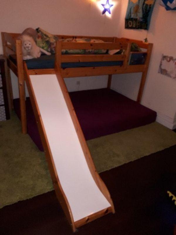 etagenbett rutsche gebraucht kaufen 4 st bis 75 g nstiger. Black Bedroom Furniture Sets. Home Design Ideas