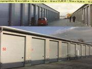 Großraum Garage zu
