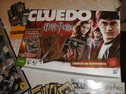 Harry Potter Cluedo