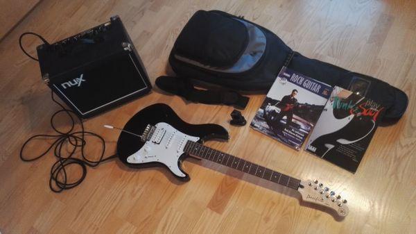 E-Gitarre Yamaha Pacifica 112J in Top Zustand inkl. Tasche ...