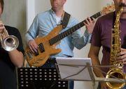 Bassist für Jazz