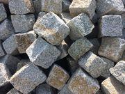 Granit Pflastersteine 15 x 17