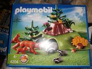 Playmobil 4204 Dachs-und Fuchsbau