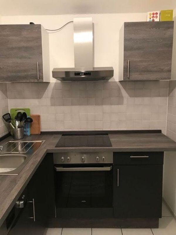 Neuwertige einbauküche inkl küchenzeilen anbauküchen