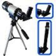 Teleskop Refraktor mit Ministativ