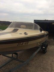 Motorboot und 70ps