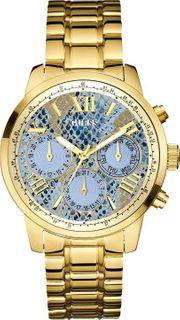 Guess Damen-Armbanduhr uhr W0330L13 Quarz