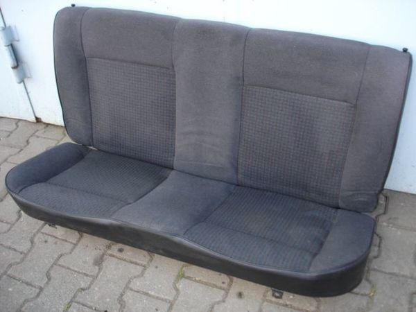 Rücksitz-Bank aus VW Golf ll - Hebertsfelden - Guter Gesamtzustand. - Hebertsfelden