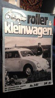 Auto Zeitschriften