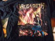 Shirt Megadeth Peace