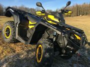 2013 Can-Am Outlander 1000