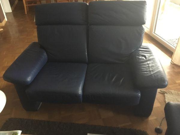 Couchgarnitur Sessel Aus Leder In Eppelheim Bad Einrichtung Und