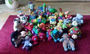 Spielzeugsammlung Baby Kleinkinder