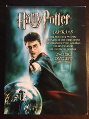 Potter - Jahr 1-