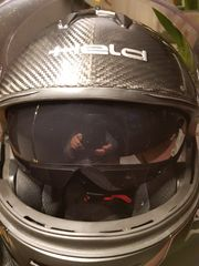 Motorrad Helm von Held