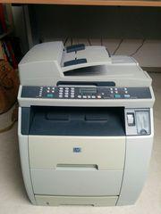 HP Laserjet 2840 Multifunktionsgerät 4