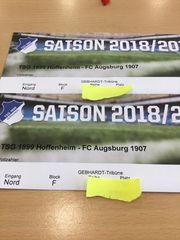 2 Sitzplatzkarten Hoffenheim Mönchengladbach