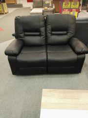 Neues Sofa Schwarz