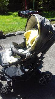 Kinderwagen neuwertig