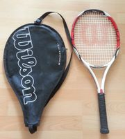 Tennisschläger Wilson mit