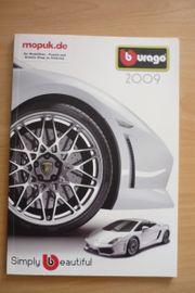 bburago Katalog 2009