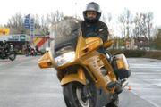 Motorrad Pan European