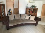 Mega Sofa und Mega Sessel