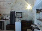 Zweizimmerwohnung im Steinhaus Ceglie Messapica