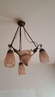 Französische Lampe