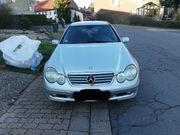 Mercedes Sportcoupe zu verkaufen