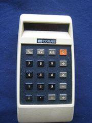Taschenrechner v 1975